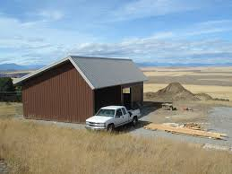 Shop With Living Quarters Floor Plans Outdoor Pole Barn With Living Quarters Prefab Barn Kits Pole
