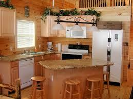 kitchen room design rectangle black wooden kitchen island cream