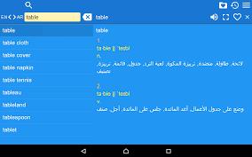 English Arabic Dictionary Free  screenshot