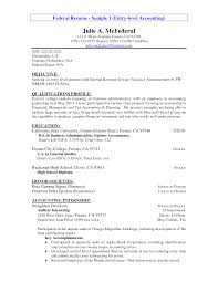 Summary Sample Resume by Good Entry Level Resume Examples