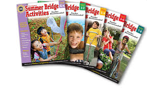 Image result for summer bridge activities