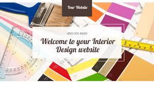 Interior Designer Website by Interior Design Website Templates Godaddy