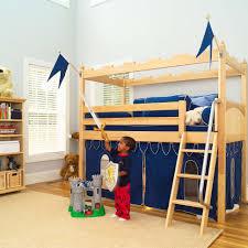 maxtrix kids camelot castle loft bed