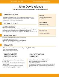 Sample Of Receptionist Resume by Resume Fashion Student Resume Tait Towers Staging Receptionist