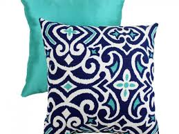 Large Sofa Pillows Back Cushions by Throw Pillows Modern Beach Cottage Living Room Cotton