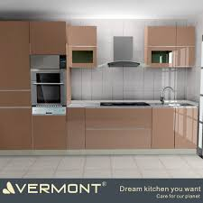 Ready Made Kitchen Cabinet by Prefab Homes Modern Style China Flat Pack Kitchen Ready Made