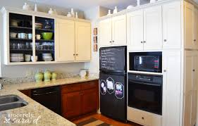 Chalk Paint Ideas Kitchen Painting Cabinets With Chalk Paint Sincerely Sara D