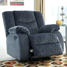 Rocking Recliner Nursery Recliners Trendy Grey Rocking Recliner For House Furniture