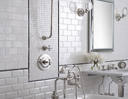 18 modern white subway tile bathroom electrohome info