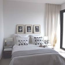 chemin de lit en lin housse de couette lin lavé blanc bourdon gris maison d u0027été
