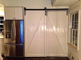 Closet Door Ideas Diy by Interior Contempo Rustic Vintage Kitchen Decoration Using Small