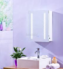 stunning led bathroom mirror cabinets pictures home design ideas