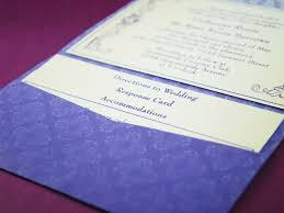 folded invitation how to make a pocket fold invitation 7 steps with pictures