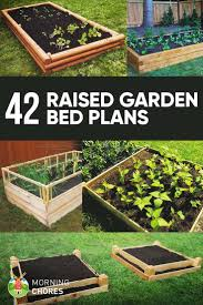Planning A Raised Bed Vegetable Garden by Best 20 Raised Garden Beds Ideas On Pinterest Raised Beds