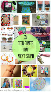 Halloween Party Game Ideas For Teenagers by Teen Crafts That Aren U0027t Stupid A Little Craft In Your Day