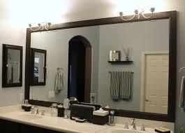 Mirror Ideas For Bathroom by Small Bathroom Mirror Zamp Co