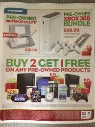 gamestop ps4 black friday gamestop black friday ad deals and bargains area lcvg