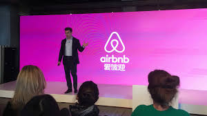 Quartz     News  videos  ideas  and obsessions from the new global      Airbnb Co Founder and CEO Brian Chesky speaks at an event to launch the brand     s