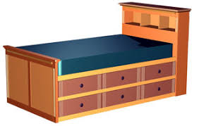Platform Storage Bed Plans With Drawers by Best 25 Twin Platform Bed Frame Ideas On Pinterest Twin Bed
