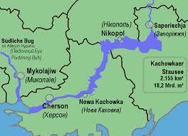 Réservoir de Kakhovka