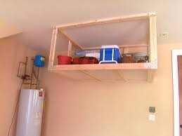 Build Wood Garage Shelves by Diy Shelving Projects U0026 Ideas Diy