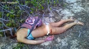 女性 レイプ死体|その3