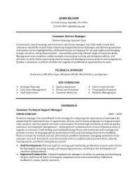 Customer Service Resume  Skills  Objectives     Free Resume Templates