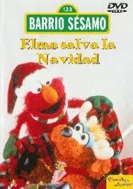 Barrio Sesamo: Elmo salvo la navidad (1999)