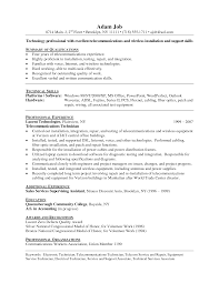 Maintenance Technician Resume Sample by Electronics Engineering Resume Samples