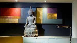buddha modern art interior decorating ideas youtube