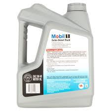 mobil 1 5w 40 turbo diesel truck motor oil 1 gal walmart com