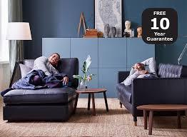 Fabric Sofas IKEA - Ikea sofa designs