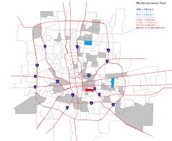 Crime Map By Zip Code by Crime All Columbus Ohio Data