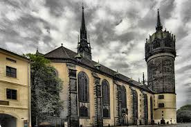 All Saints' Church, Wittenberg