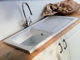 Ceramic White Kitchen Sink Kitchen Design Ideas - Ceramic white kitchen sink