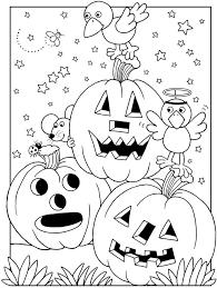 25 halloween coloring ideas halloween