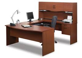 shaped workstation