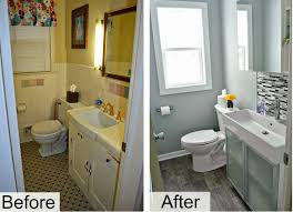 Bathrooms Small Ideas by Small Bathroom Remodels Before And After Small Bathroom Ideas