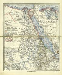 Map Egypt File Yuzhakov Big Encyclopedia Map Of Egypt Jpg Wikimedia Commons