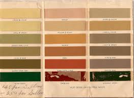 Color Swatches Paint by 77 Best Nostalgic Paint Stuff Images On Pinterest Colors