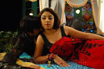 Richa Gangopadhyay dropping her pallu for Ravi Teja to screw her