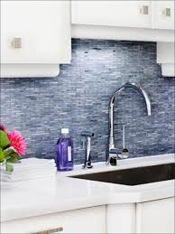 kitchen blue backsplash self adhesive backsplash white kitchen