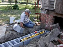 Building A Concrete Block House How To Build A Block Foundation Without Any Difficulties