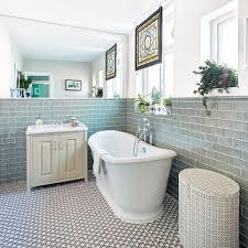 step inside this inspiring light filled bathroom