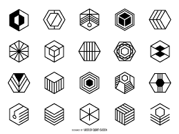 Home Logo Design Ideas by Best 25 Hexagon Logo Ideas That You Will Like On Pinterest