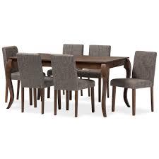baxton studio wholesale 7 piece sets wholesale dining room