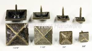 clavos decorative nails for doors and gates wild west hardware