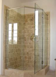 walk in shower remodel ideas iron wall light with white shade