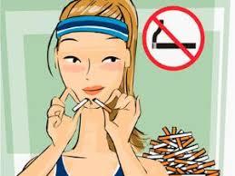 hindari rokok