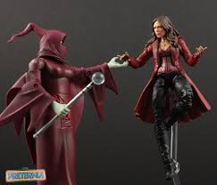 marvel scarlet witch costume hasbro marvel legends scarlet witch abomination wave review